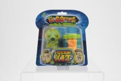 Figurka Gloopers zielony - Zestaw do miksowania kolorów