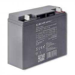 Akumulator AGM 12V | 18Ah | max. 270A