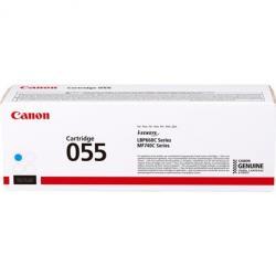 Toner CLBP Cartridge 055 Cyan 3015C002