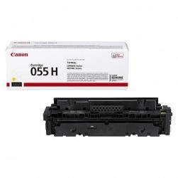 Toner CLBP Cartridge 055H żółty 3017C002
