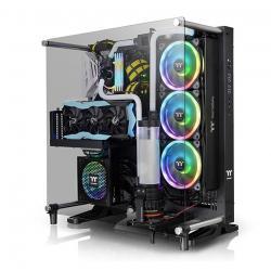 Obudowa Core P5 Tempered Glass - Black