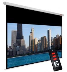 Ekran elektryczny Cinema Electric 270, 16:9, 270x220 cm, powierzchnia biała, matowa