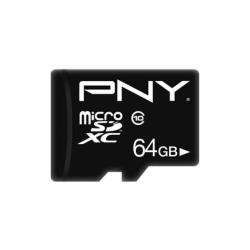 Karta MicroSDHC 64GB P-SDU64G10PPL-GE