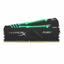 Pamięć DDR4 Fury RGB 16GB/2666 (2*8GB) CL16