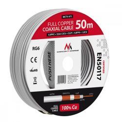 Kabel Koncentryczny RG6 100m MCTV-472