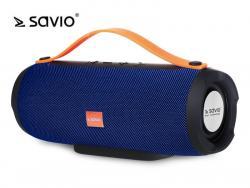 Bezprzewodowy Głośnik Bluetooth SAVIO BS-021 niebieski