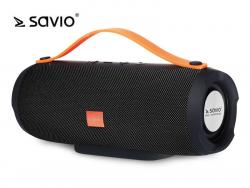 Bezprzewodowy Głośnik Bluetooth SAVIO BS-023 czarny