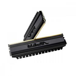 DDR4 Viper 4 Blackout 8GB/3000(2*4GB) Black CL16