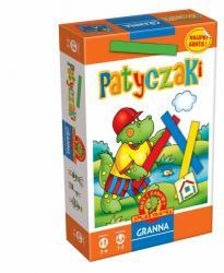 Gra Patyczaki - gram ze smokiem obibokiem