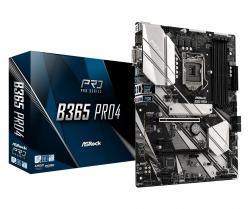 Płyta główna B365 Pro4 s1151 4DDR4 HDMI/DVI/VGA ATX