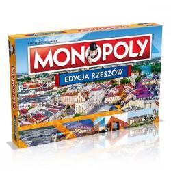 Winning Moves Gra Monopoly Rzeszów