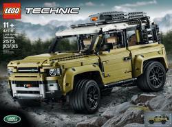LEGO Klocki Technic Land Rover Defender
