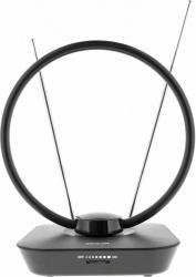 Antena wewnetrzna SDA 102 DVB-T2/T Zysk 20db,Imp 75 OHM,4G LTE