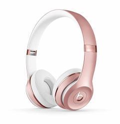 Słuchawki bezprzewodowe Beats Solo3 Wireless Różowe złoto