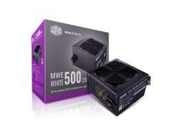 Zasilacz MWE White 500W V2 80+