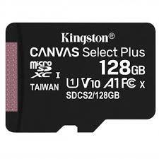 Karta pamięci microSD 128GB Canvas Select Plus 100MB/s