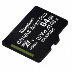 Karta pamięci microSD 64GB Canvas Select Plus 100MB/s