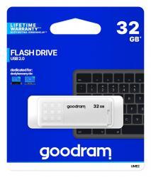 Pendrive UME2 32GB USB 2.0 Biały