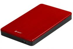 Obudowa USB 3.0 HDD 2.5cala Sata 724 AL RED