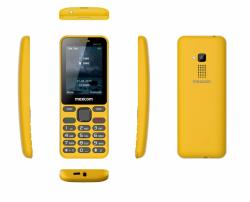 Telefon MM 139 DUAL SIM żółty