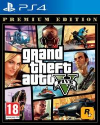 Gra PS4 Grand Theft Auto V Premium ED PL