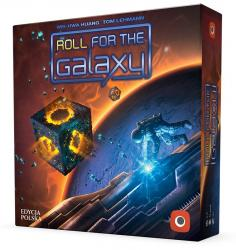 Portal Games Gra Roll for The Galaxy (2ed. PL)