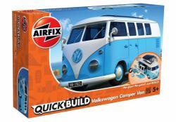 Model plastikowy Quickbuild VW Camper niebieski