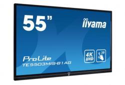 Monitor 55 cali TE5503MIS-B1AG INFRARED,4K,IPS,18/7.