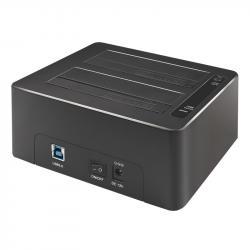 Stacja dokująca USB 3.0 dla 2 x 2.5/3.5 cala SATA HDD/SDD