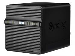NAS DS420J 4xHDD 1GB DDR4 1,4Ghz 2xUSB3.0 1xRJ45 2Y