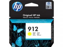 Tusz 912 Yellow Ink 3YL79AE