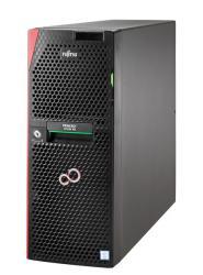 Serwer TX1330M4 E-2246G 1x16GB EP420i NOHDD 2x1Gb DVD-RW 2xPSU 1YOS VFY:T1334SX270PL