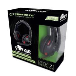 Słuchawki z mikrofonem gaming stryker