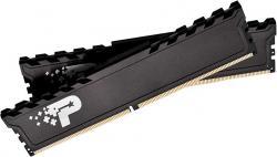 Patriot Pamięć DDR4 Signature Premium 16GB/2666(2*8GB) Black CL19
