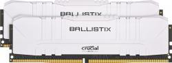 Pamięć DDR4 Ballistix 16/3200 (2*8GB) CL16 WHITE