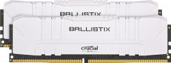 Pamięć DDR4 Ballistix 32/3200 (2*16GB) CL16 WHITE