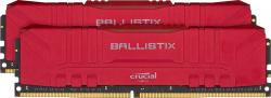 Pamięć DDR4 Ballistix 16/3200 (2*8GB) CL16 RED
