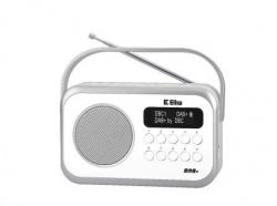 Radio Natalia DAB+ LCD Białe