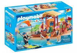 Playmobil Zestaw figurek Szkółka sportów wodnych