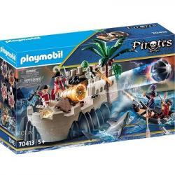 Playmobil Zestaw figurek Twierdza Rotrock