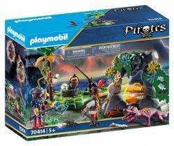 Playmobil Zestaw figurek Kryjówka skarbów piratów