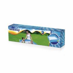 BESTWAY Basen Niebieski mini stelaż 122x122x30,5 cm