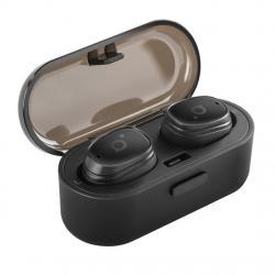 Słuchawki z mikrofonem Bluetooth douszne TWS BH410