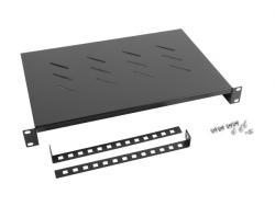 Półka do szaf 19 600 mm czarna
