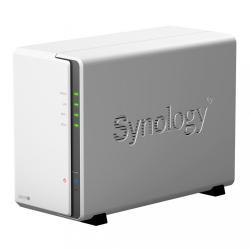 Serwer NAS DS220J 2x0HDD 512MB 1,4Ghz 2xUSB3.0 1xRJ45