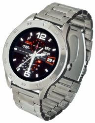 Smartwatch GT22S Srebrny Stalowy