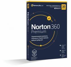 *Norton 360 PREMIUM 75GB PL 1U 10Dvc 1Y 21408749