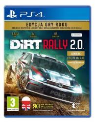 Gra PS4 Dirt 2.0 GOTY