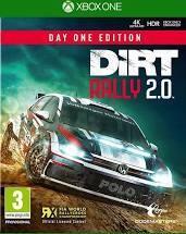 Gra Xone Dirt 2.0 GOTY