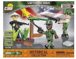 Cobi Klocki Klocki 26 elementów 3 figurki Vietnam War